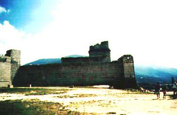 Hrad Assisi