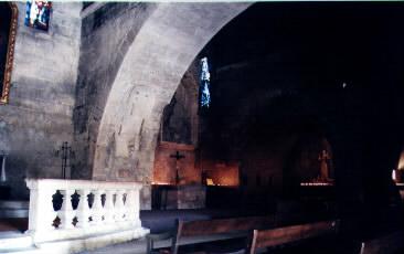 Sklaní kostel