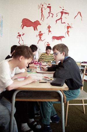 Škola není o bumážlách ale o vzdělání