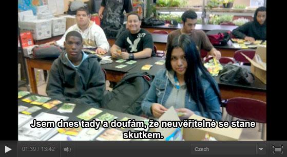 Zelený učitel z Bronxu